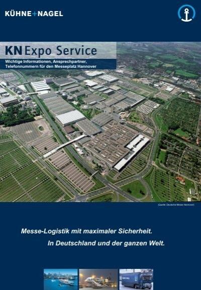Standort Hannover - Messegelu00e4nde - Kuehne + Nagel