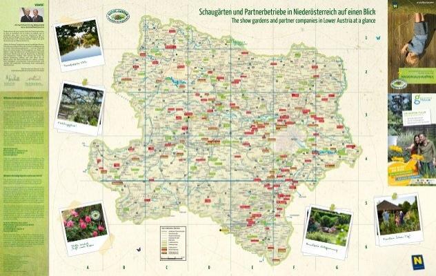 Schaugarten Und Partnerbetriebe In Natur Im Garten