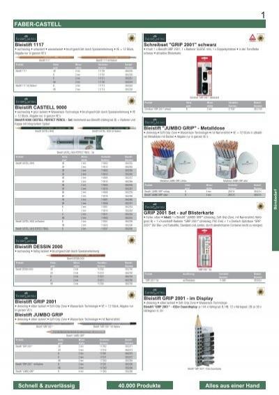 0,7 mm FABER-CASTELL Druckbleistift GRIP 2011 schwarz matt Strichstärke