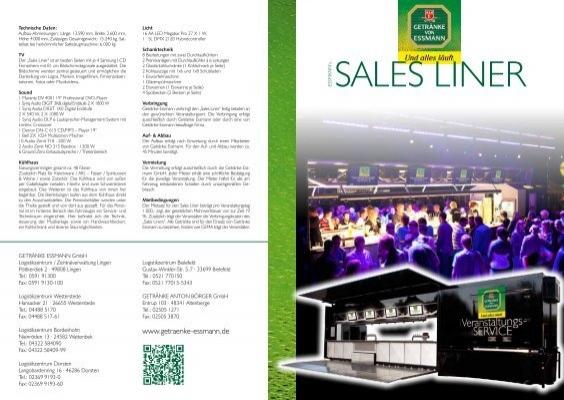 Download Sales Liner Folder - Getränke Essmann GmbH