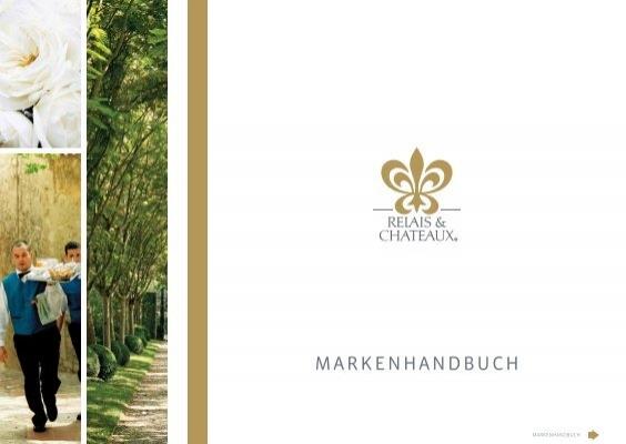 Markenhandbuch relais chateaux - Www relaischateaux com creation ...