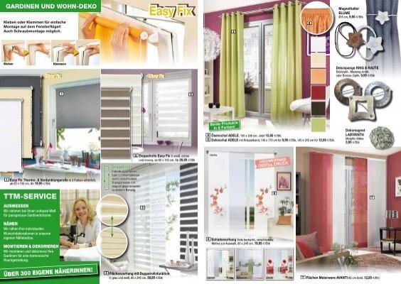 gardinen und wohn deko kl. Black Bedroom Furniture Sets. Home Design Ideas