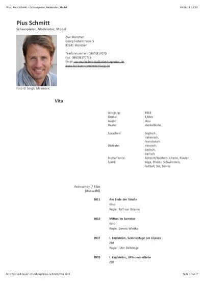 Download Vita Schauspieler Schumacher