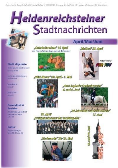 Singles Heidenreichstein, Kontaktanzeigen aus - Bildkontakte