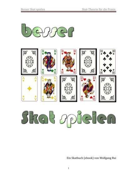 besser skat spielen mit vielen n252tzlichen strategien f252r