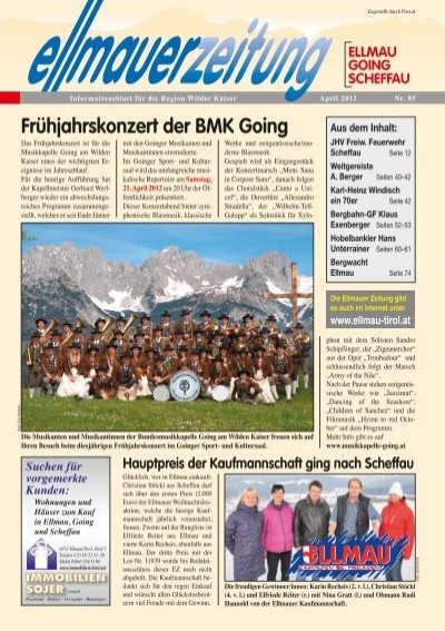 Partnerschaften & Kontakte in Ellmau - kostenlose