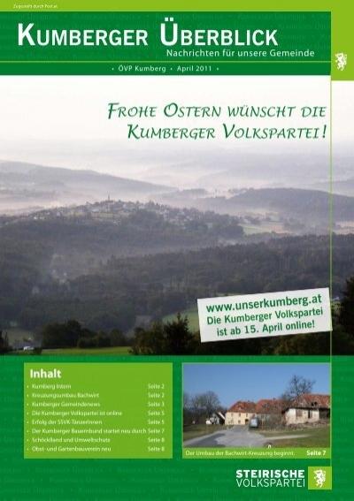 Wohnen - Marktgemeinde Kumberg