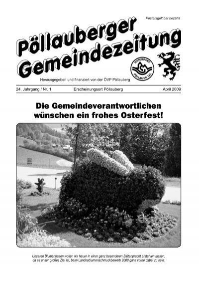PLLAUBERGER - Gemeinde Pllauberg