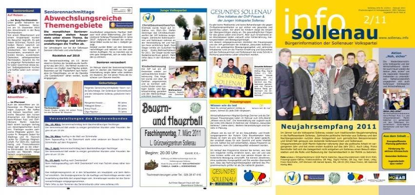 Singlebrse in Sollenau bei Wiener Neustadt (Land) und