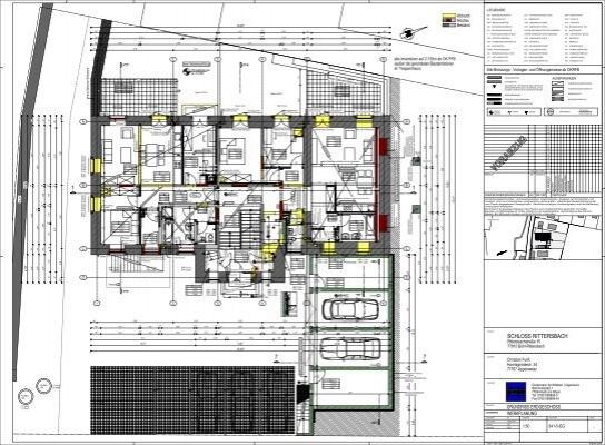 100 werkplanung erdgeschoss 1 50 zdravko toshev architekt. Black Bedroom Furniture Sets. Home Design Ideas