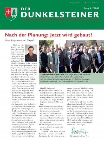 7 - Region Dunkelsteinerwald: Suche