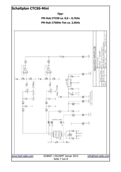 Ziemlich 7 Rv Schaltplan Ideen - Elektrische ...