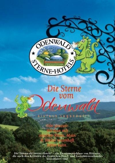 Hotels Odenwald  Sterne