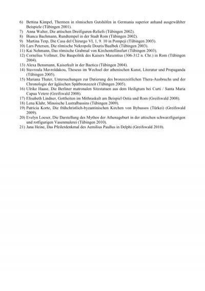 a dissertationen 1 kath - Martina Kompel Lebenslauf