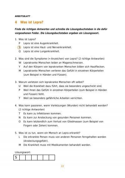 Magnificent Leben Nach Dem Menschen Arbeitsblatt Antworten Motif ...