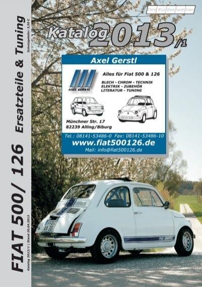 2 Stoßdämpfer Gasdruck hinten für Fiat 500 C 312 Cabriolet 0,9 1,2 1,3 D 1,4