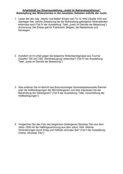 Arbeitsblatt 2 – Brüche am Zahlenstrahl