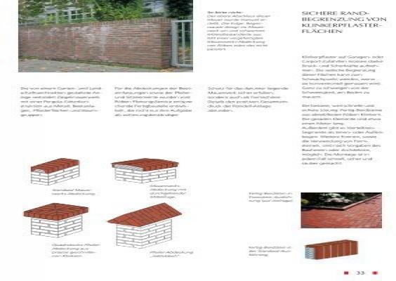 pfeiler und mauer werks. Black Bedroom Furniture Sets. Home Design Ideas