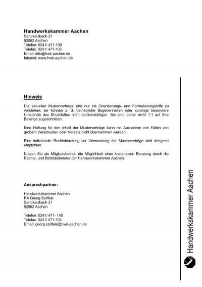 Gründungsurkunde Und Gesellschaftsvertrag Für Eine Mehrmann Ug
