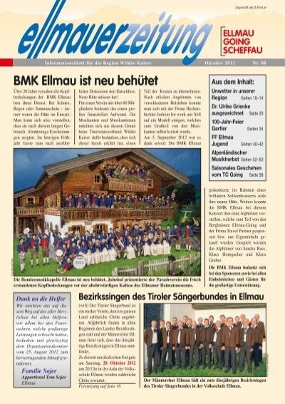 Fickkontakte aus Ellmau, Kontaktanzeigen (1)