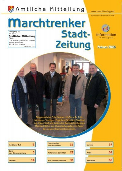 Wahlen - Marchtrenk - RiS-Kommunal - Zentrum