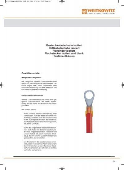 Flachsteckverteiler Kabelschuhe Flachstecker Steckverbinder rot blau 20-100 St