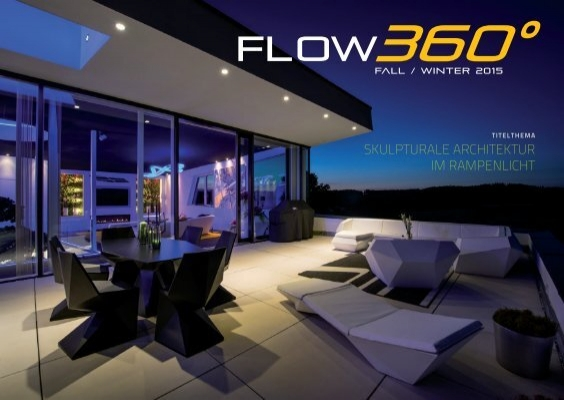 Flow360 architektur magazin fall winter2015 for Architektur magazin