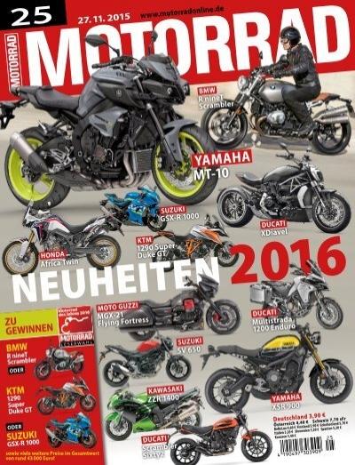 Lenkkopf Montage Ständer Buell 1125 R// 1125 CR Motorrad-Heber vorn Front rot