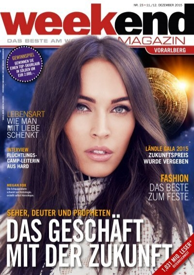 Weekend Zeitschrift