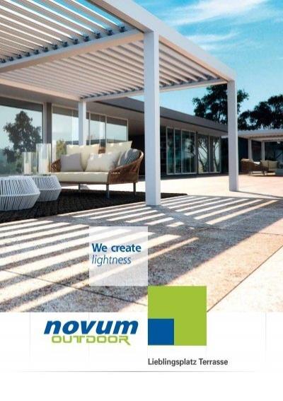 novum outdoor katalog deutsch. Black Bedroom Furniture Sets. Home Design Ideas