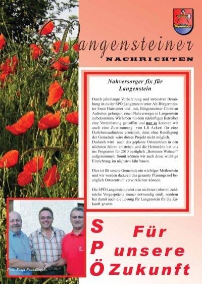 Langenstein in Perg - Thema auf volunteeralert.com
