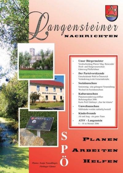 Singlebrse in Langenstein bei Perg und Singletreff - flirt-hunter
