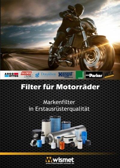 Ölfilter Meiwa Honda CB 450 S PC17