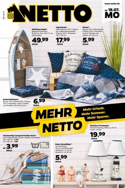 netto prospekt kw 29. Black Bedroom Furniture Sets. Home Design Ideas