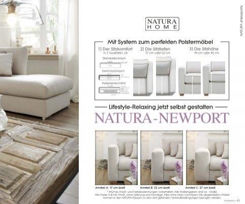 NATURA-Newport Eckgarnitu