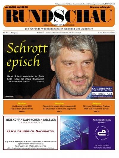 Partnersuche Landeck Dornbirn
