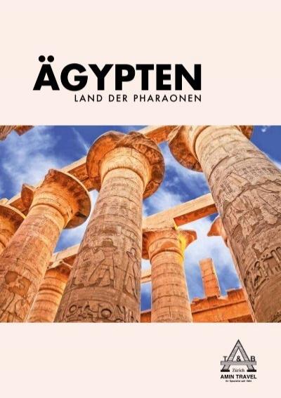 Gypten Katalog 2016 2018