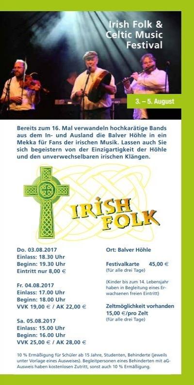 Irish Folk & Celtic Music