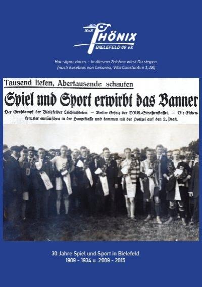 30 Jahre Spiel Und Sport In Bielefeld 2 Auflage Ebook