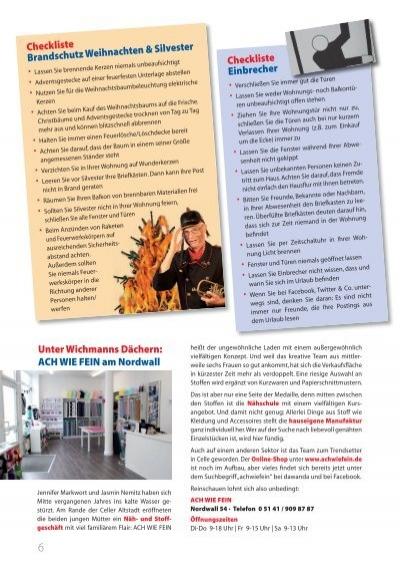 Checkliste Brandschutz We