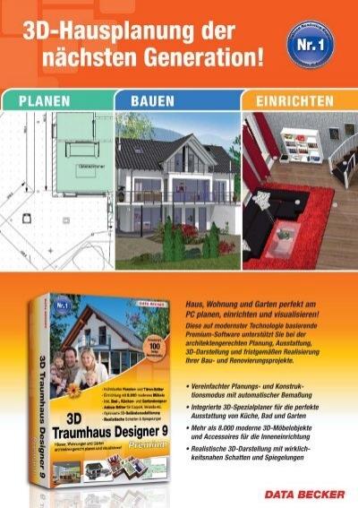 Haus, Wohnung Und Garten Perfekt Am PC Planen, Einrichten Und .