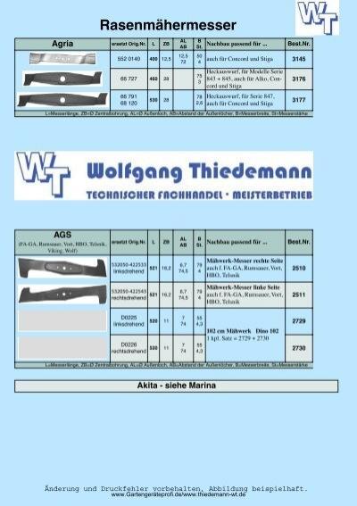 Rasenmähermesser 53,1 cm für Murray 21/'/' Schiebemäher Standard Messer