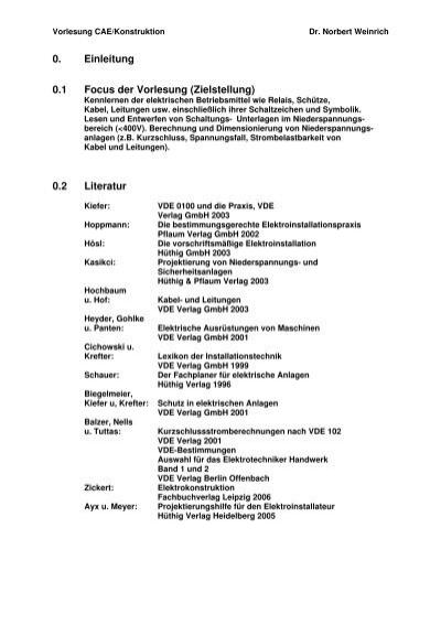 Vorlesung CAE/Konstruktio
