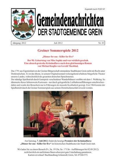 Treffen Frauen Obersterreich, singletreff Grein