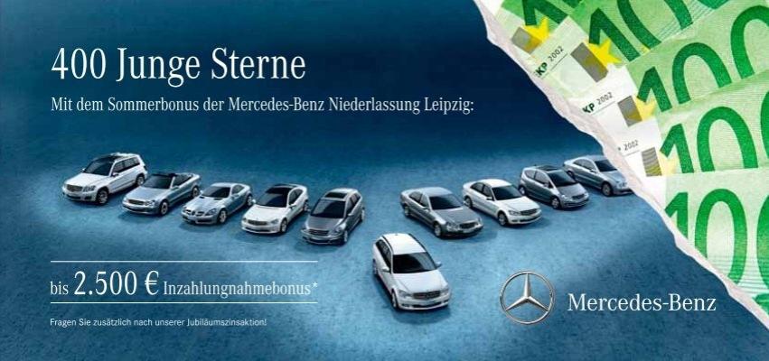 Mercedes Benz Leipzig Junge Sterne