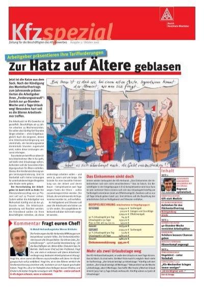 Autohaus Herbrand Häuserkampf Angesagt Ig Metall 4 You