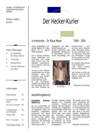 Artikel-bersicht vom Freitag, 13. August 2010 - Archiv