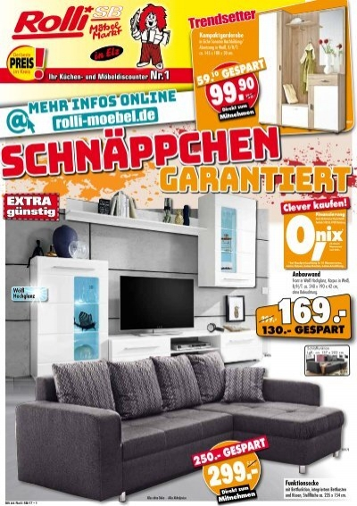 rolli sb m belmarkt in 65604 elz schn ppchen garantiert. Black Bedroom Furniture Sets. Home Design Ideas