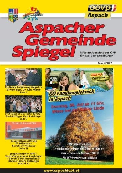 Aspach singletreff kostenlos - Partnervermittlung aus sierndorf