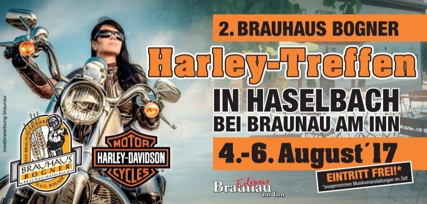 4. Harley Treffen in Haselbach - Braunau -